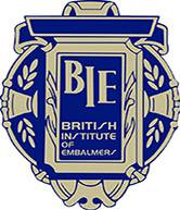 British Institute of Embalmers logo